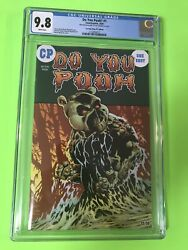 Do You Pooh 1 Swamp Thing Bernie Wrightson Homage Cover Marat 33/50 Dc