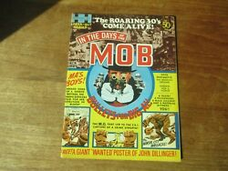 In The Days Of The Mob 1 High Grade With John Dillinger Public Enemy 1 Poster