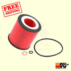 Oil Filter For Bmw 640i Gran Coupe 2013-2019 Kandn