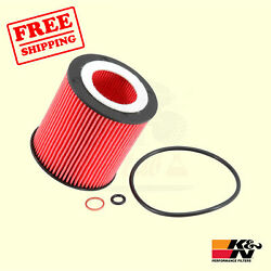 Oil Filter For Bmw 640i Xdrive Gran Coupe 2014-2019 Kandn