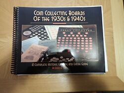Coin Collecting Boards Of The 1930s And 1940s - History, Catalog And Value Guide