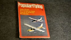 Popular Flying Magazine - Fall 1975 - Private Pilot Magazine - Airplanes