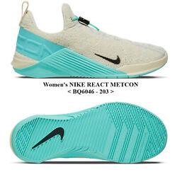 Womenand039s Nike React Metcon Bq6046 - 203 Training Shoes.new With Box