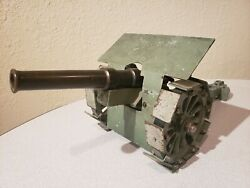 Very Rare Marklin Toy Cannon 8065 Made In Germany Wwi Era