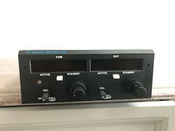 Narco Mk-12d Tso 14 Vdc With Glideslope With Faa Form 8130-3