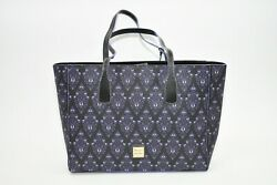 Disney Dooney And Bourke 2020 Haunted Mansion Wallpaper Tote Bag Purse