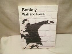 2006 BANKSY WALL AND PIECE BOOK SOFT COVER