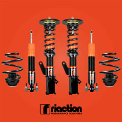 For 13-19 Ford Fusion | Riaction Coilovers 32 Way Adjustable Coilovers Dampening