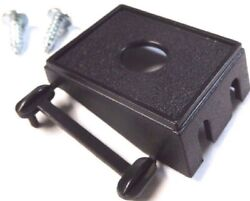 Calterm 40610 Round Hole 1/2 Dia Standard Mounting Panel Fits Most App. Modular