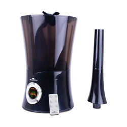 Air Innovations 2.15 Gallon Tank Cool Mist Digital Humidifier, Black For Parts