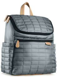 Maman Designer Diaper Bag Backpack with Stroller Straps. NWT $48.91