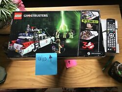 Lego 21108 Ghost Busters Ecto New
