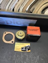 1934 1935 1936 1937 1938 1939 1940 1946 1947 1948 1949 1950 Buick Thermostat