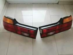 Bmw 7 E32 Tail Lights Left And Right Side Genuine With Bmw Logo Free Shipping
