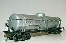 Athearn Single Dome Tank Car Southern Pacific Diesel Fuel Rd Sp 60683 - Ho