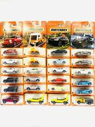 2021 Matchbox Cars NEW CASES V amp; W Included Updates July 24