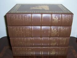 Easton Press History Of Indian Tribes Of The United States Henry Schoolcraft 4v