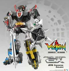 Voltron Stealth Ex - Sdcc Exclusive Brand New