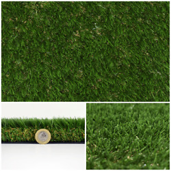 Quality 40mm Soft Touch Hardwearing Realistic Artificial Grass 4m And 5m Wide