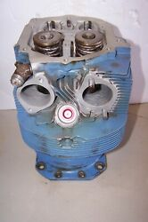 Lycoming 0-320 Cylinder Valve Assembly P/n Lw15318 Repaired 8130-3 Tag