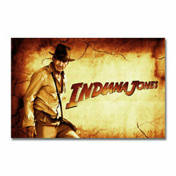 274574 Indiana Jones And The Last Crusade Classic Poster Print Wall