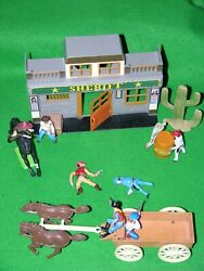 Britains,wild West, Play Sets, Multi-listing