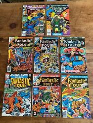 Fantastic Four King-size Special Annual 9 10 11 12 13 14 15 16 Marvel 1971 8
