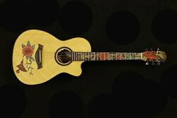 Blueberry New-in Stock Parlor Bird And Flowers -w/ Baggs Anthem Pickup