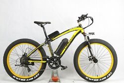 Bliss Brands Electric Bicycle Xf 4000