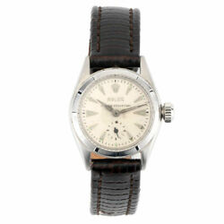 Rolex Oyster Perpetual 24.5mm Vintage Watch Circa 1945 Reference 6505