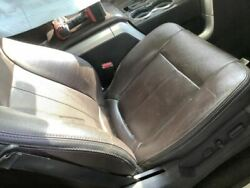 Passenger Front Seat Bucket Captain Chair Fits 11 Ford F150 Pickup 440389