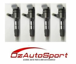 4 X Diesel Injector Fuel Nozzle For Greatwall 1112100-e06 55577668 0445110407