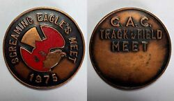 Screaming Eagleand039s Meet 1975 C.a.c. Track And Field Meet