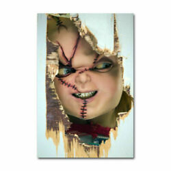 272033 Chucky Childs Play 2 Horror Movie Poster Print Wall Ca