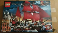 Lego Queen Anneand039s Revenge 4195 New In Sealed Box