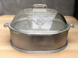 Vintage Guardian Service Cookware – Roaster Replacement Glass Cover Only Nib
