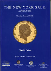 2021 - Hungary Uk British India France German Gold Silver Coins Auction Catalog