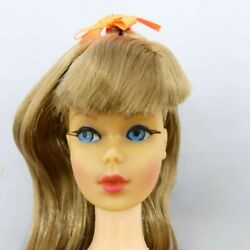 Summer Sand Twist And039n Turn Vintage Barbie Doll 1160 From 1967