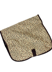 Household Essentials Hanging cosmetic bag leopard $12.99