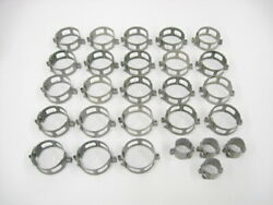Aircraft Instrument Mounting Clamps - Lot B150