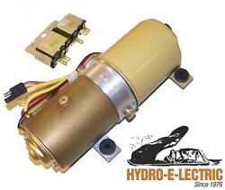 New 1982-1995 Chrysler Lebaron Convertible Top Hydraulic Pump And Top Relay