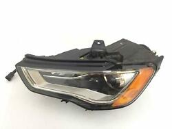 Led Headlight Complete With Ballasts 8v0941043b Audi A3 S3 2015 2016 Lh Driver
