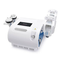 5in1 Cavitation Rf Vacuum Cooling Therapy Cold Slimming Salon Machine Frozen