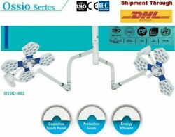 Ossio 403 Surgical Ot Light Led Operation Theater Ceiling Led Operating Light