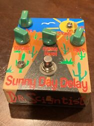 Dr. Scientist Sunny Day Delay Guitar Effect Pedal