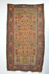 Top Collectorand039s Very Rare Early Sistan Ba Luch Tent Rug ....dowry