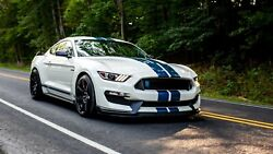 2020 Ford Shelby Gt350r Heritage Edition Road Poster 24 X 36 Inch Looks Great
