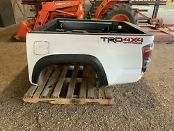 2020 Toyota Tacoma Trd 4x4 Bed