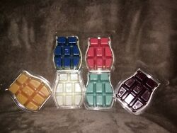 Scentsy Wax Bars Discontinued Various You Choose Scents New In Package