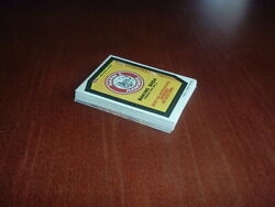 1973 Topps Wacky Packages 3rd Series Tan Back Stickers Complete Set Sharp